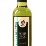 Aceite de uva con ajo y albahaca