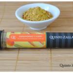 Zanahorias y curry