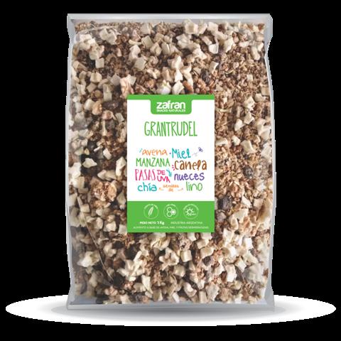 zafran granola grantrudel